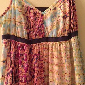 Summer midi dress by Vera Wang